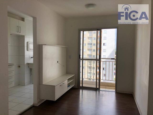 Vende/aluga apartamento ed. allegro (58m² privativos) com 2 quartos/1 bwc/1 vaga no bairro - Foto 2