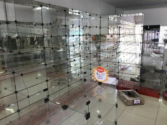 Prateleira de vidro usadas - Foto 5