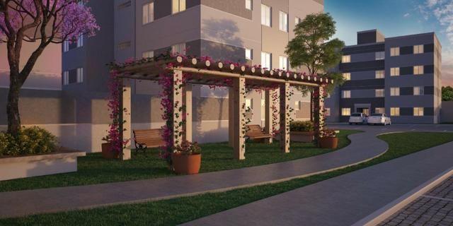 R$ 99.990 Apartamento de 2/4, no Jardim Europa - Condomínio Madrid - Feira de Santana - Foto 3