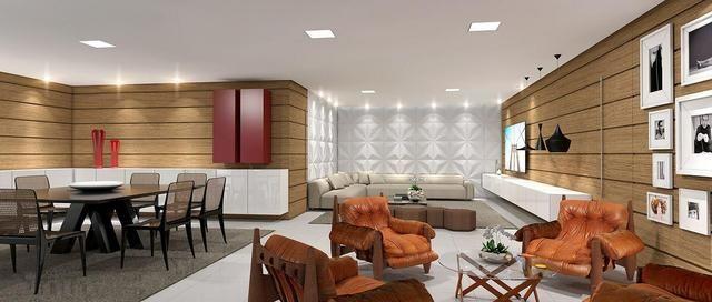Excelente apartamento 3 quartos c/ 3 suítes em Ponta Verde - Foto 8