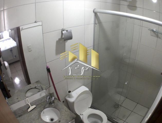 Laz - Alugo apartamento com varanda 2Q sendo uma suite condomínio com lazer completo - Foto 9