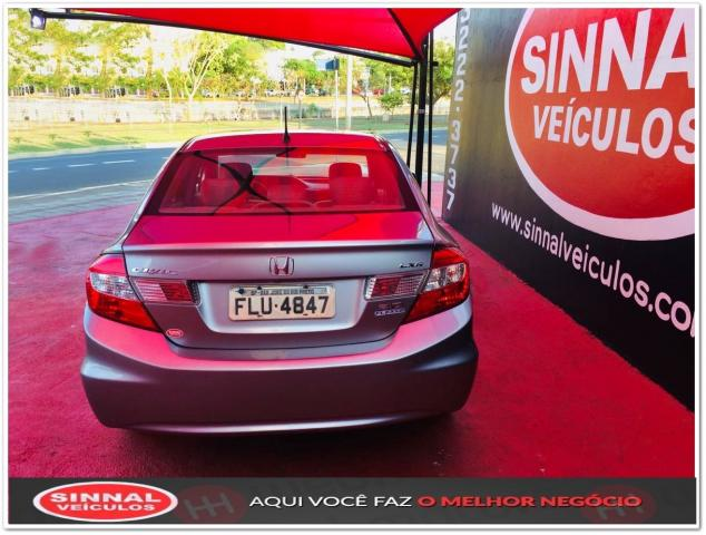 Honda Civic 2013/2014 2.0 LXR 16V Flex 4P Automático - Foto 4