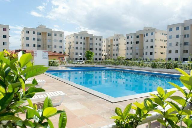 ALUGO - Apartamento Cond. Clube Ouro Negro - Foto 7