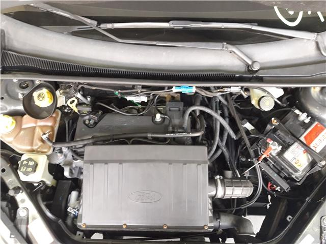 Ford Fiesta 1.6 rocam sedan 8v flex 4p manual - Foto 11
