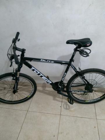 Bicicleta Totem Blitz vendo ou troco por celular