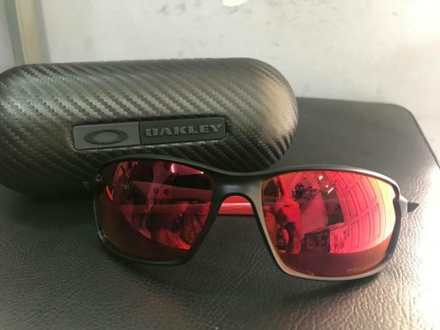 44ba824c7a3cb Oculos Oakley Carbon Shift - Zerado