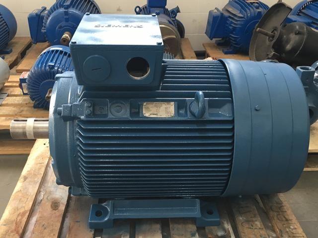 Motor elétrico Siemens 40cv 6 Pólos(1180 rpm) trifásico 220/380/440v