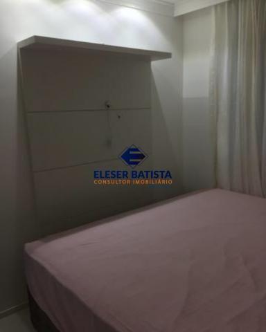 Apartamento à venda com 3 dormitórios em Villagio manguinhos, Serra cod:AP00088 - Foto 8