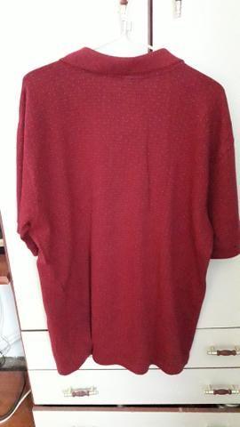40460505f Oportunidade! Camisa polo Anjuss original Linda! - Roupas e calçados ...