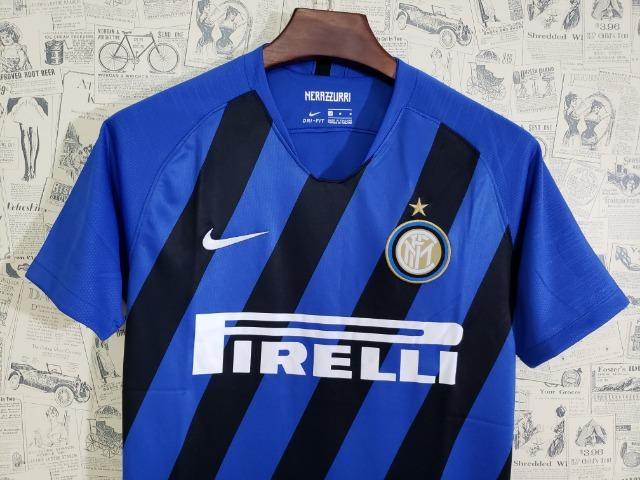 Camisa Inter Milão Milan Nerazzurri - Foto 3