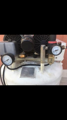Compressor de ar odontológico - leia o anúncio - Foto 2