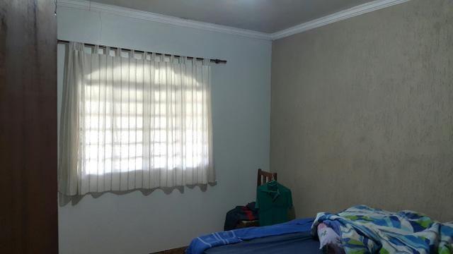 Casa simples 2quartos lote 500m2 rua 12 vazado via estrutural - Foto 7