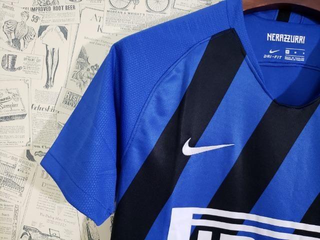 Camisa Inter Milão Milan Nerazzurri - Foto 5