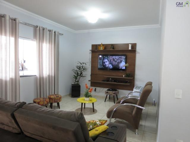 Casa no Condomínio Vivendas Serrana / 03 Quartos / Setor Habitacional Contagem Sobradinho