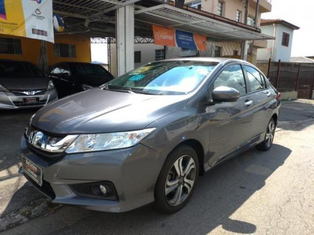 Honda City City EX 1.5 CVT (Flex) - Foto 4