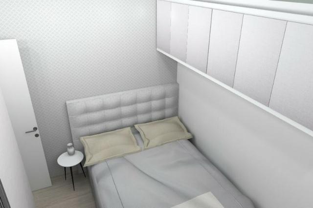 Vendo apartamento novo semi mobiliado - Foto 2