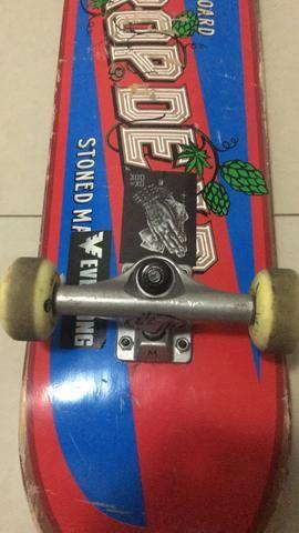 cd74dfbbe42 Skate semi-profissional - Esportes e ginástica - Centro