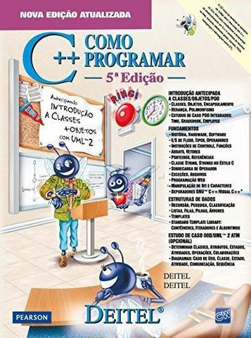 C++ Como Programar - 5a. ediçåo (a última) NOVO