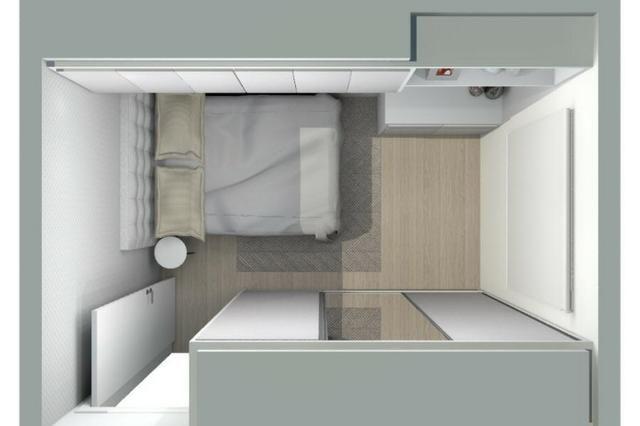 Vendo apartamento novo semi mobiliado - Foto 4