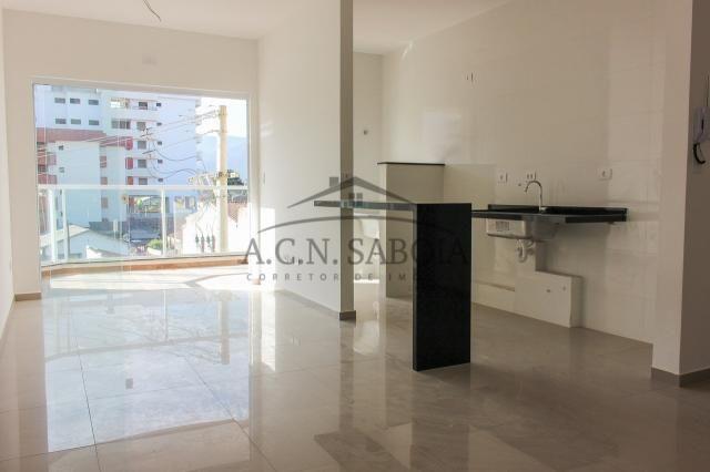 Apartamento à venda com 2 dormitórios em Centro, Ubatuba cod:AP00435 - Foto 5