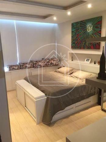 Apartamento à venda com 4 dormitórios em Laranjeiras, Rio de janeiro cod:858138 - Foto 9