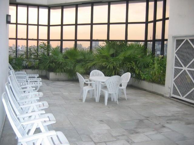Flat no jardins para venda, 1 quarto, 1 garagem - Foto 11