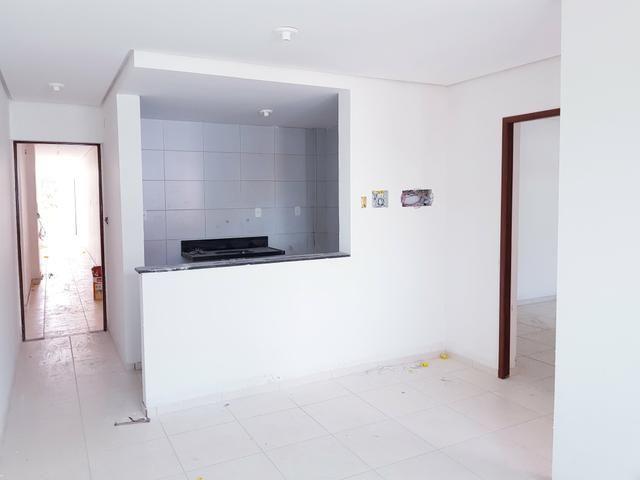 Apartamento nos Bancários, Prox a unipe, 2qts e Varanda - Foto 4