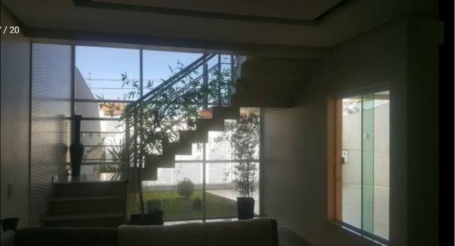 Setor Leste QD 26, Sobrado Novo com 5qts (3 suítes) estudo troca por apartamento - Foto 5