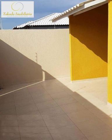 Casa à venda com 3 dormitórios em Chácaras do abreu, Formosa cod:CA00005 - Foto 5