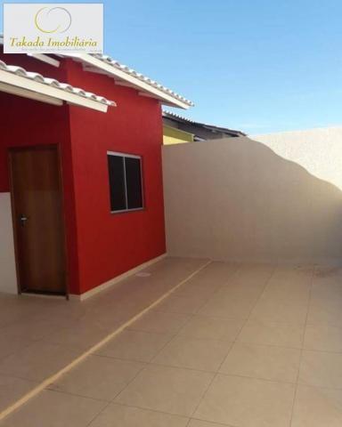 Casa à venda com 3 dormitórios em Chácaras do abreu, Formosa cod:CA00005 - Foto 20