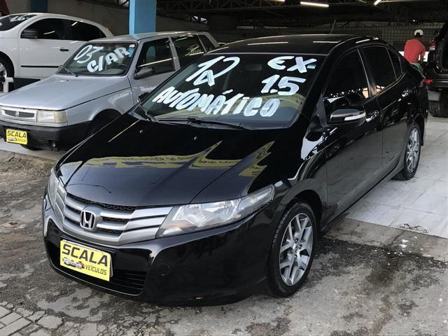 Honda City 1.5 EX AUTOMÁTICO 2012 - Foto 3