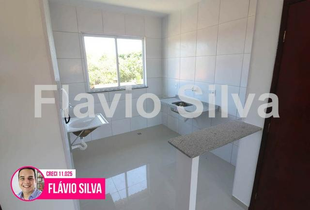 Apartamento Minha Casa Minha Vida de 51m² com 2 Qtos em Caucaia no Parque Potira - Foto 2
