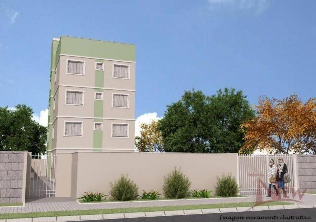 Apartamento 02 quartos em Colombo/PR