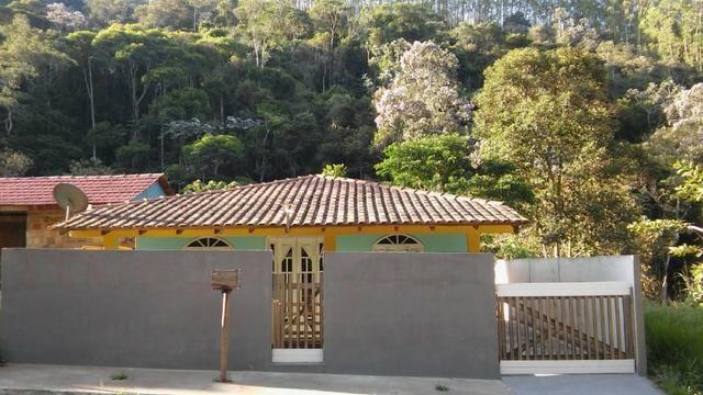 Vendo ou troco casa nas montanha mobilhada garagem rio posmozer santa maria 2 km centro