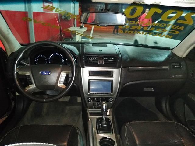 Ford Fusion 2.5 sel 16v gasolina 4p automático - Foto 8