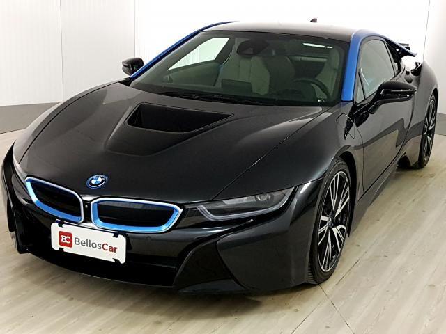 BMW i8 e-Drive 1.5 TB 12V 362cv Aut. - Cinza - 2015