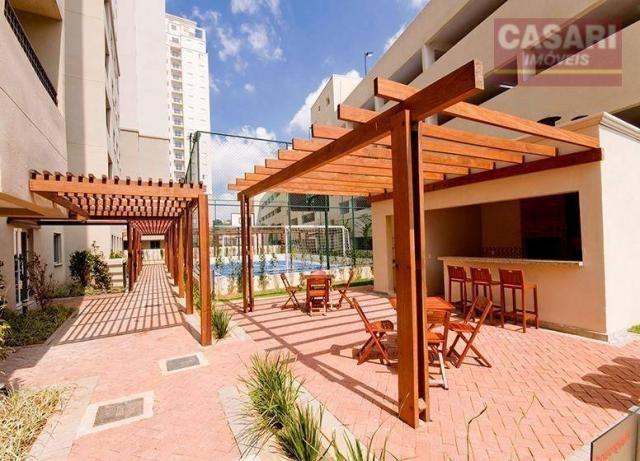 Apartamento com 2 dormitórios à venda, 54 m² - centro - são bernardo do campo/sp - Foto 11