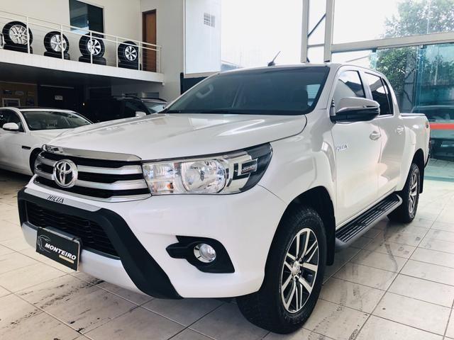 Toyota Hilux diesel 2018 impecável - Aceitamos troca e financiamos! - Foto 9