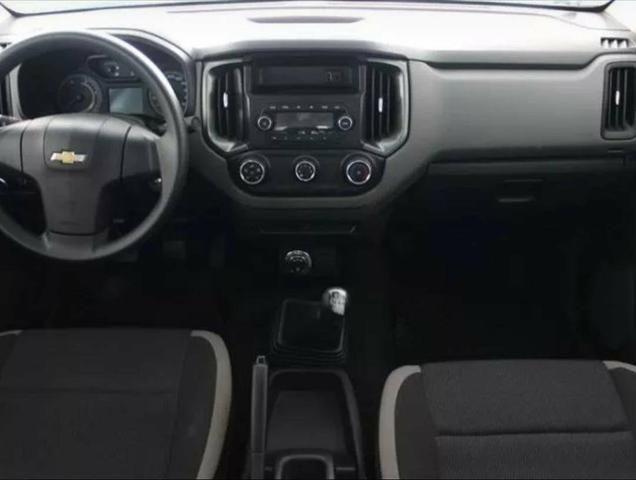 Chevrolet S10 LS 4x4 cabine dupla - Foto 4