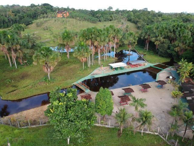Balneário,Sítio com Restaurante funcionando BR 174 KM30 com 320.000 m² de área - Foto 3