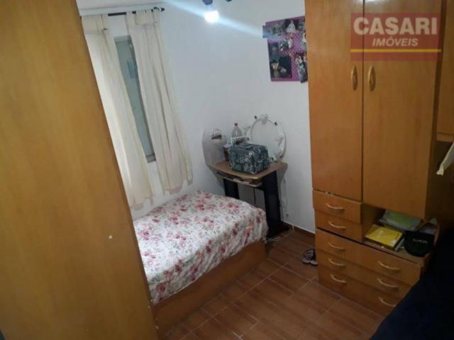 Apartamento com 2 dormitórios à venda, 55 m² - jardim irajá - são bernardo do campo/sp - Foto 5
