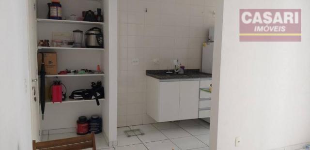 Apartamento com 2 dormitórios à venda, 54 m² - centro - são bernardo do campo/sp - Foto 6