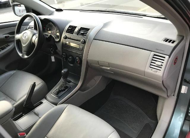 Corolla 1.8 XLi Flex Automático 2009 - Troco e Financio - Foto 10