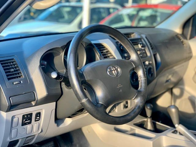 Hilux SR-V 4X4 Diesel Automática - Foto 10