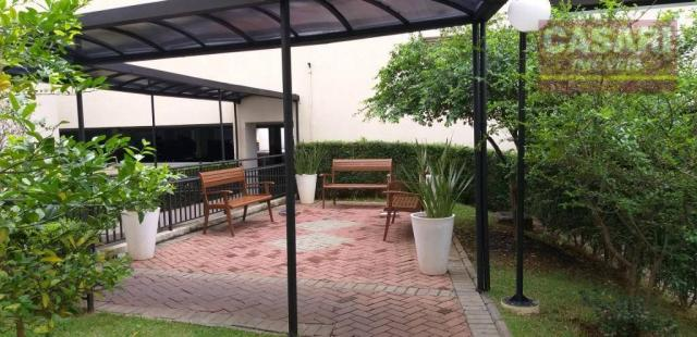 Apartamento com 2 dormitórios à venda, 54 m² - centro - são bernardo do campo/sp - Foto 3