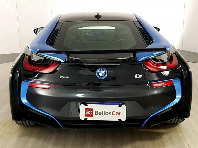 BMW i8 e-Drive 1.5 TB 12V 362cv Aut. - Cinza - 2015 - Foto 4