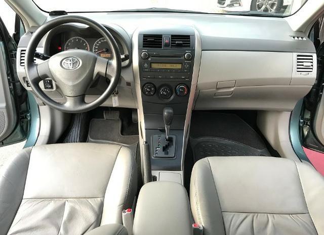 Corolla 1.8 XLi Flex Automático 2009 - Troco e Financio - Foto 11