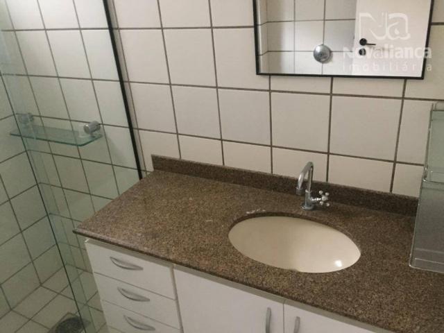 Apartamento com 3 quartos para alugar, 110 m² por R$ 1.200/mês - Praia da Costa - Vila Vel - Foto 15