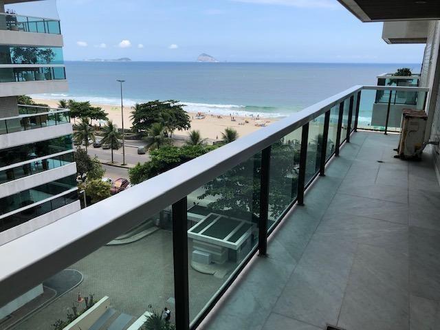 Top Apartamento Sao Conrado 450m² - Foto 6