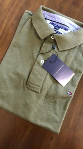 Camisa Polo Tommy - Foto 5